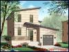 170 m2 Çelik Konstrüksiyon Villa Modeli 1