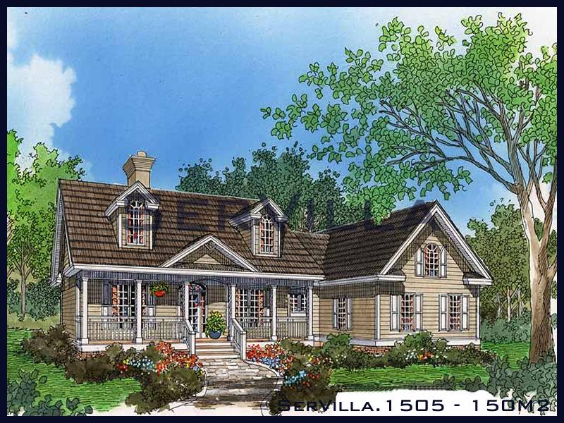 150 m2 Çelik Konstrüksiyon Villa Modeli 5