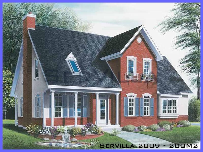 200 m2 Çelik Konstrüksiyon Villa Modeli 9