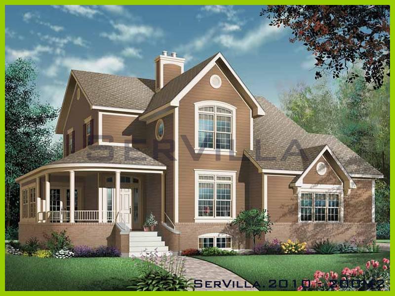 200 m2 Çelik Konstrüksiyon Villa Modeli 10