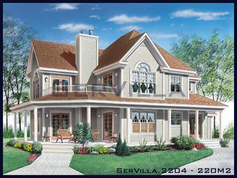 220 m2 Çelik Konstrüksiyon Villa Modeli 4