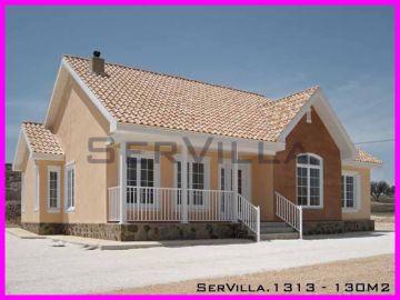 130 m2 Çelik Konstrüksiyon Villa Modeli 13