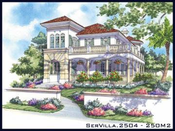 250 m2 Çelik Konstrüksiyon Villa Modeli 4